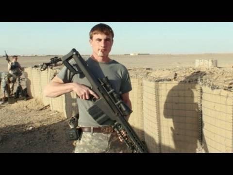 Staff Sgt. Derek Farley Dies Disarming IED