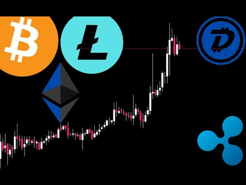 BITCOIN, ETH, LITECOIN, XRP, OMG, DGB UPDATE!! VITAL AREAS TO WATCH IN THE COMING DAYS!! 1