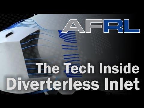 AFRL presents The Tech Inside –  Diverterless Inlet