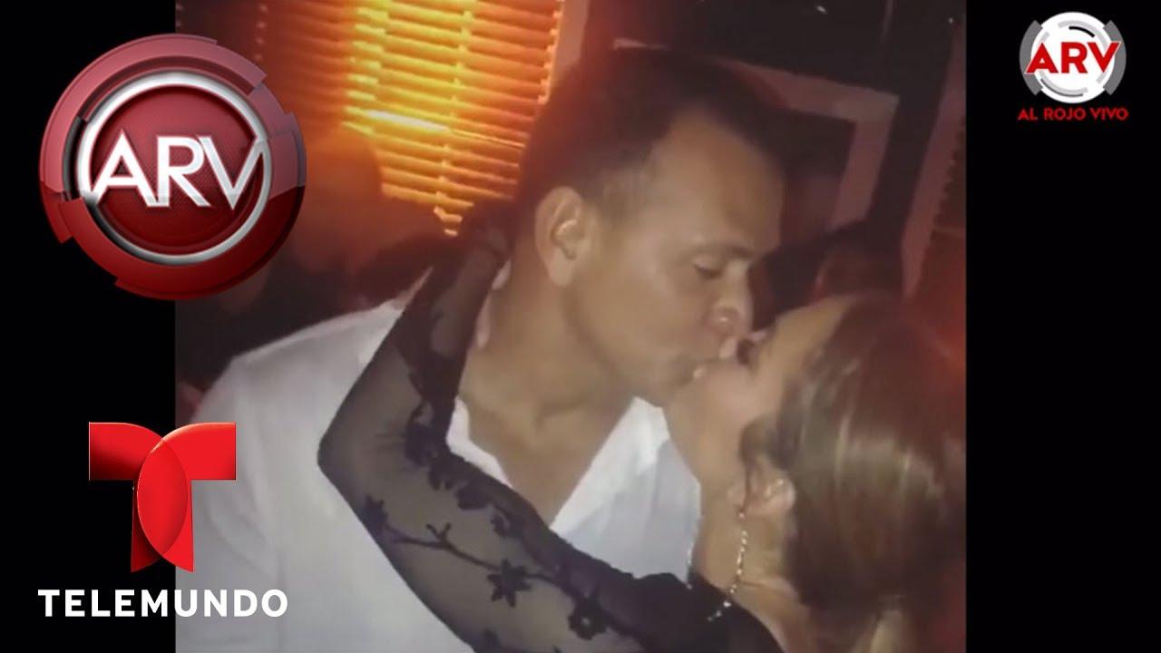 Mira como a Jennifer López le tocaron el trasero en fiesta