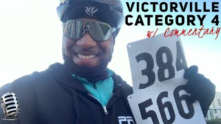 CWS: VICTORVILLE CRIT CATEGORY 4 FULL RACE w/ COMMENTARY!!!