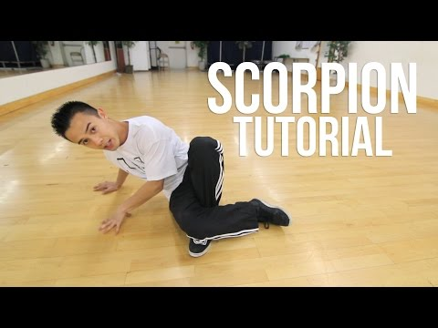 How To Breakdance I Scorpion | Flow Basics