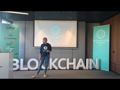Talk&Trade#10 with Anastasia Plotnikova | Advisor to Blockchain Centre Vilnius