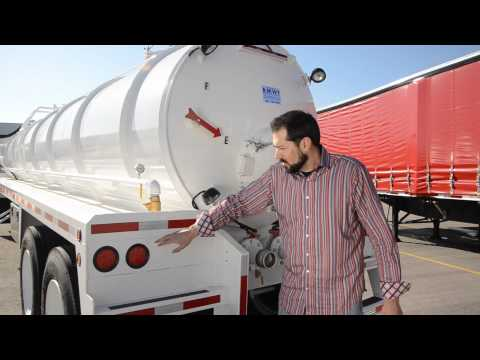 Vacuum Trailer - 130 BBL - Rocky Mountain