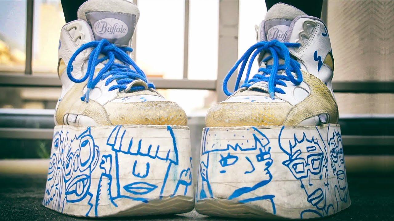 866d12ce285 7 Platform Shoe Brands Popular in Japan - YouTube