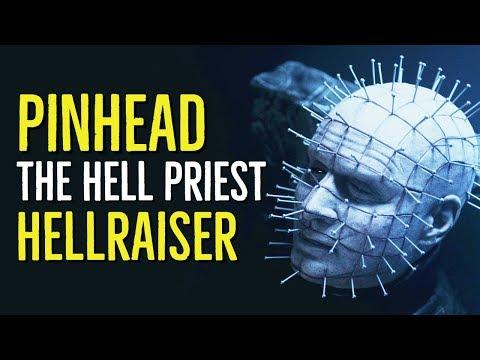 Pinhead (THE HELL PRIEST) Hellraiser Explained