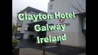 Clayton Hotel, Galway, Ireland