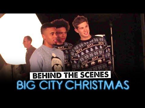 GABRIEL JESUS SINGS BIG SHAQ! | Christmas Retail Shoot 2017 | Behind The Scenes