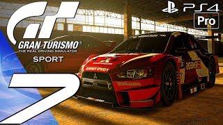 Gran Turismo Sport - Gameplay Walkthrough Part 7 - Driving School 17-24 & Kyoto Yamagiwa (PS4 PRO)