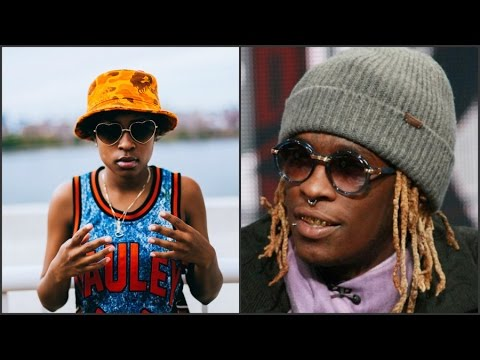 Young Thug ft Dej Loaf - Overtime - New Songs April 2016