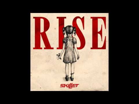 Skillet - Circus For A Psycho (Rise 2013)