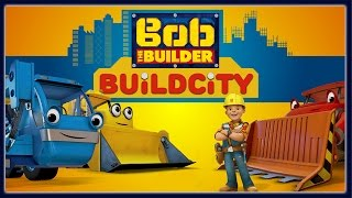 Bob The Builder: Build City App -  Diggers, Cranes & Dump Trucks For Kids