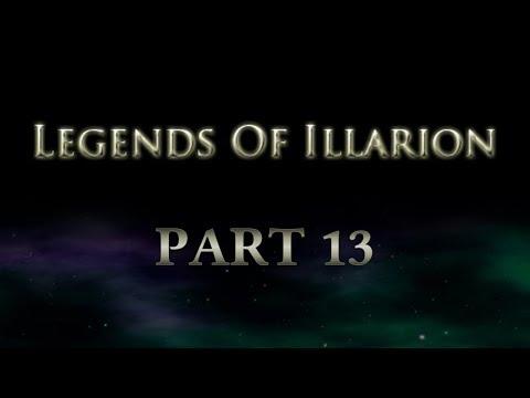 Legends Of Illarion #13: Scythe Shopping