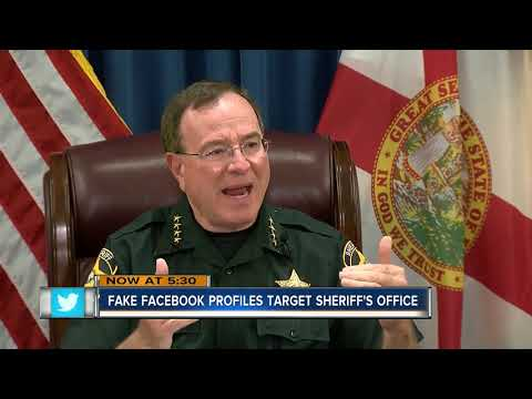 Fake Facebook profiles target Sheriff's Office