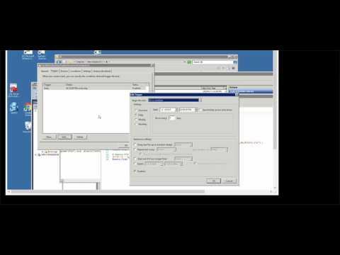 Powershell    Use TaskScheduler to Start Powershell Script