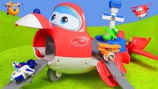 SUPER WINGS deutsch: JETT Spielzeug Takeoff & mehr neue Spielzeugautos für Kinder
