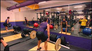 McHi 2018 Strength and Conditioning #1