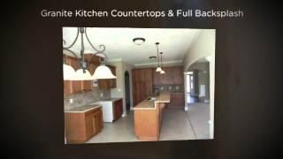 Youngstown III Floor Plan Hephzibah GA 30815 | Manchester | Bill Beazley Homes