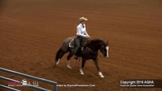 2016 aqha senior ranch riding world championship