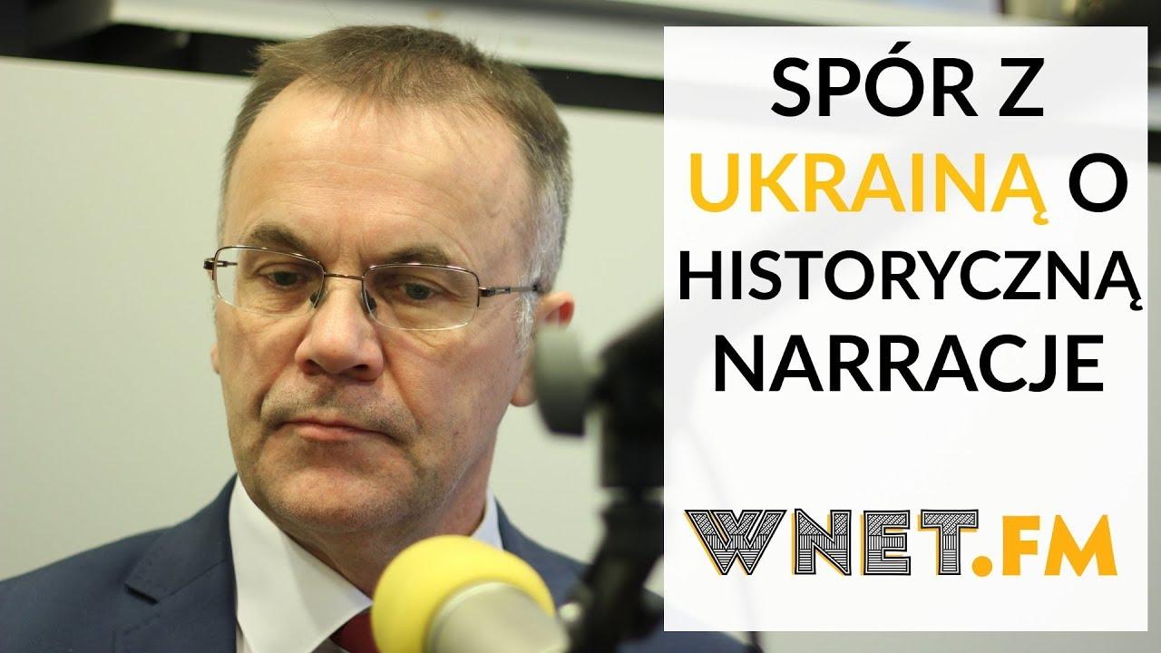 Sellin: Konflikt o narrację historyczną mamy z władzami Ukrainy, nie społeczeństwem ukraińskim