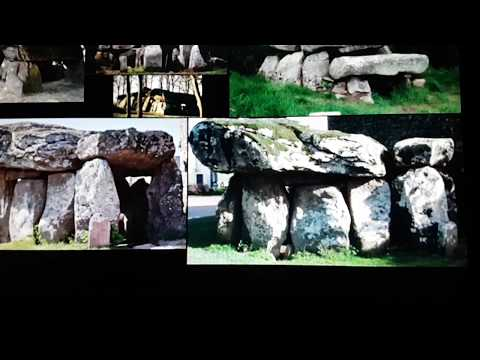 Compilation of Megalithic Neolithic Dolmen