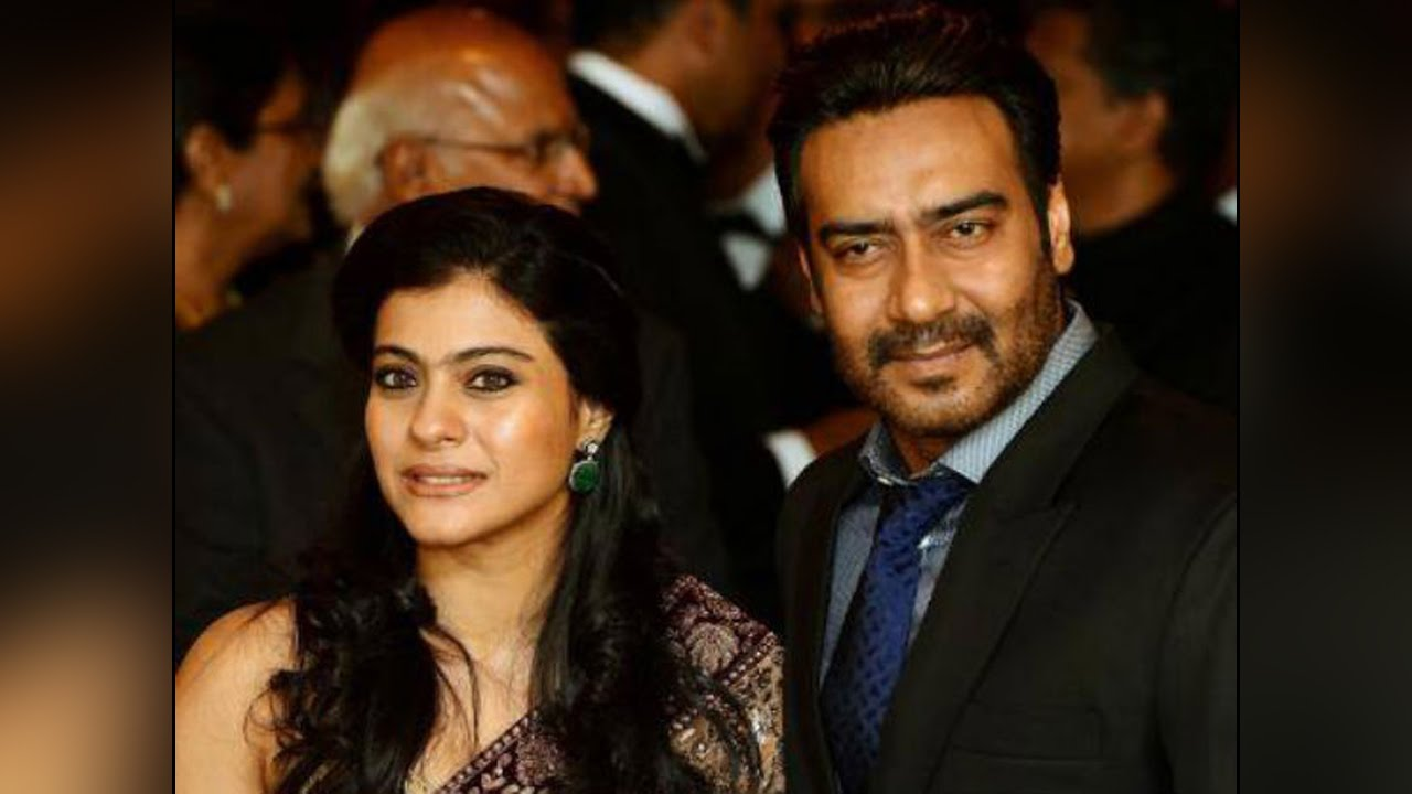 You Ajay devgan with wife sex