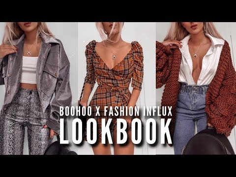 Fashion Influx X Boohoo Styling Haul | Fashion Influx