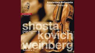 Chamber Symphony in A-Flat Major, Op. 118a: II. Allegro furioso