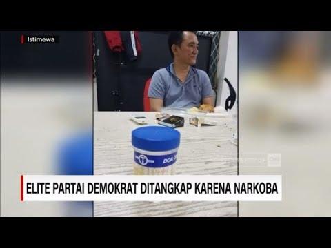 Elite Partai Demokrat Andi Arief Ditangkap Karena Narkoba
