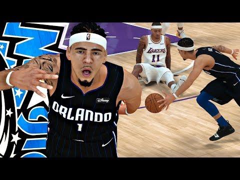 NBA 2K19 MyCAREER - LBJ SAVES The Lakers! Hall Of Fame Comeback RAGE!