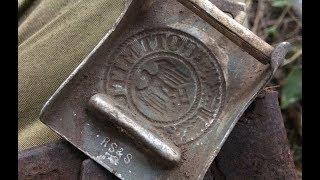 Коп по войне. Советские позиции. | Metal detecting. Military archeology. Август. 2018.