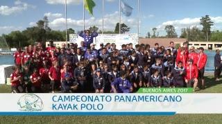 Transmisión en directo de Kayak Polo Argentina