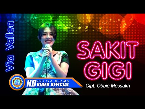 Via Vallen - SAKIT GIGI . Om Sera ( Official Music Video ) [HD]