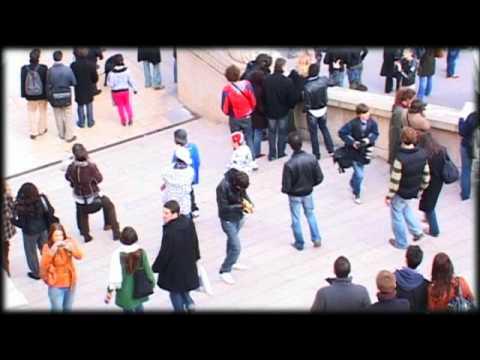World biggest Freeze Flash Mob in Paris OFFICIAL VIDEO Long Edit