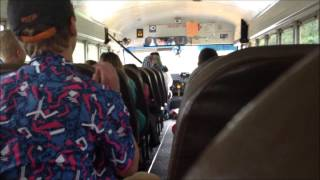 Teen Flips Out at Bus Driver