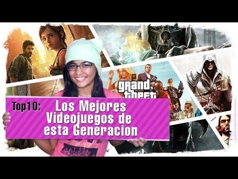 Los Mejores 10 Videojuegos de Esta Generacion │Tw Ep.11