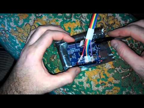 Arduino Power and SWR Meter Power and SWR Meter