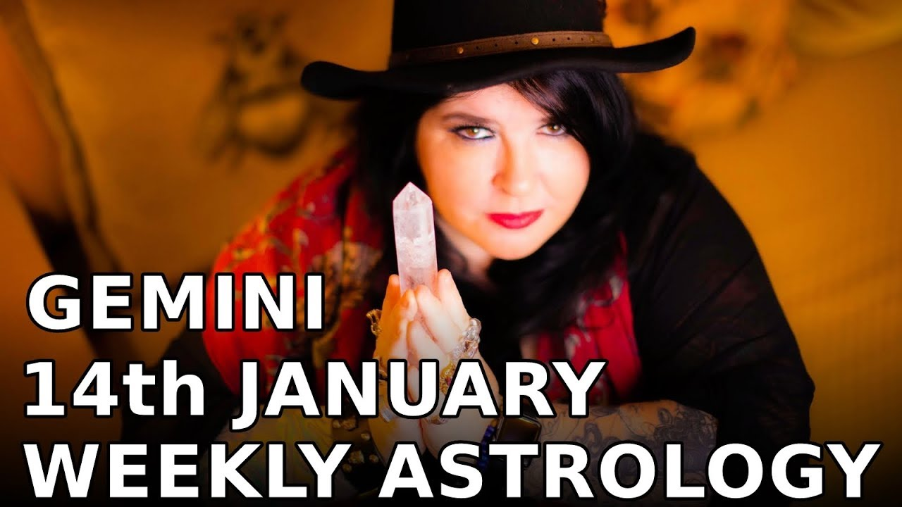 gemini weekly horoscope 1 january 2020 michele knight