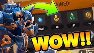 MMEG: MORE FRAGS = MORE SUMMONS | OPENING 35 EPIC SOULSTONES!!