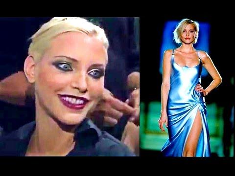 Supermodel Nadja Auermann - Interview (1994)