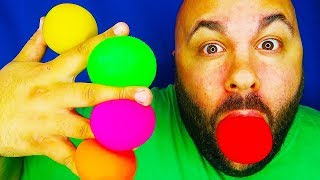 6 Magic Tricks with Balls!