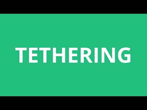 How To Pronounce Tethering - Pronunciation Academy