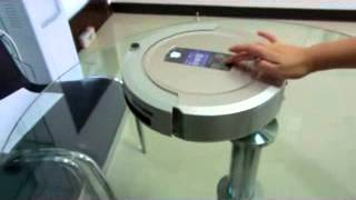shengqi robot vacuum cleaner sq a325 full function testing