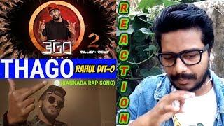 THAGO Song Reaction RAHUL DIT O OFFICIAL MUSIC VIDEO Thago RahulDito Oyepk