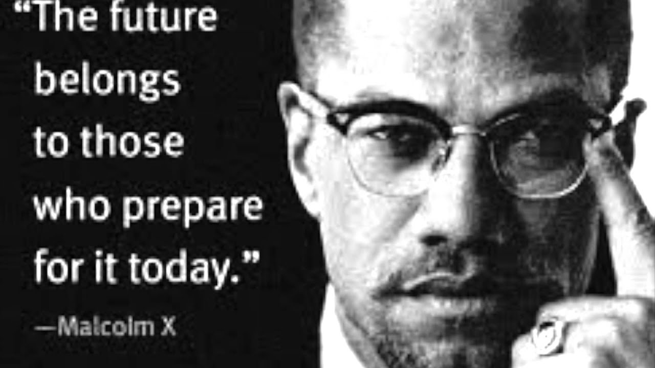 "Malcolm X's ""Message of the grassroots"" speech – lanugauge analysis"