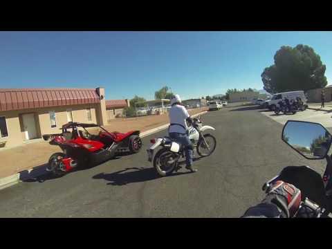 Sunday Ride Day  - El Paso TX (10/2/16)