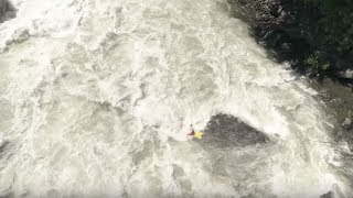 Aniol Serrasolses - Swims Wall Rapid, Wenatchee River (Entry#26 Carnage For All 2017)