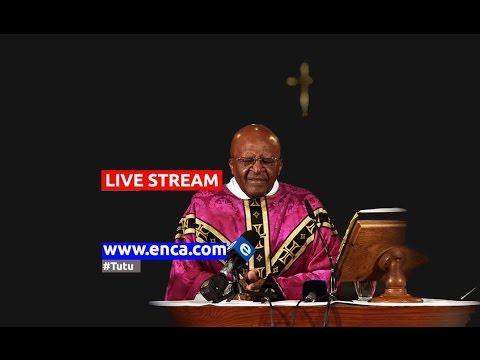 LIVE: Update on Desmond Tutu's health