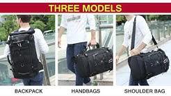 ea86bf2592 KAKA กระเป๋าเป้สัมภาระ กระเป๋าเดินทาง Travel Backpack Luggage Bag รุ่น 2070  - Duration  1 01.