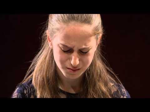 Natalie Schwamová – Scherzo in B flat minor Op. 31 (first stage)